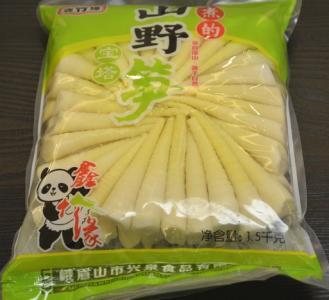 鑫亚虎国际老虎机APP水煮的山野宝塔笋